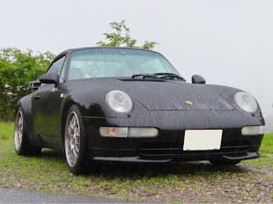 911 993 タルガ 1997年式のカスタム事例画像 なぞくまさんの2019年07月15日20:08の投稿