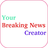Breaking News photo Creator