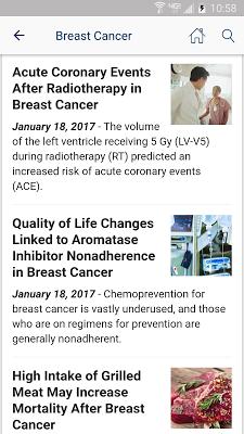 Cancer Therapy Advisor - screenshot