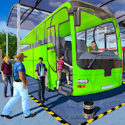 Offroad Coach Bus Simulator 2018: Bus Transport