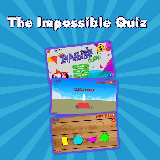 The Impossible Quiz - Genius & Tricky Trivia Game 99.1 7