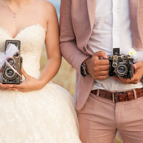Fotógrafo de bodas Ruben Danielyan (rubdanielyan). Foto del 22.01.2018
