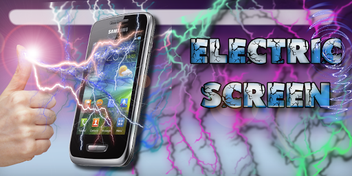 Electric Screen Prank
