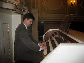 Photo: St. Petersburg, Akademiske Kapella, den 25. februar 2010 (etter konserten)