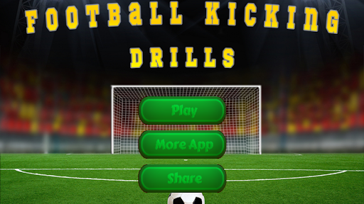 Football Kicking Drills
