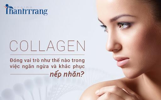 Collagen có vai trò gì với làn da?