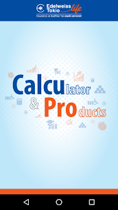 Edelweiss Tokio Life CalcuPro.  App Download For Android 1