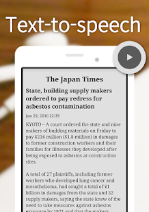 English Newspapers in Japan- screenshot thumbnail
