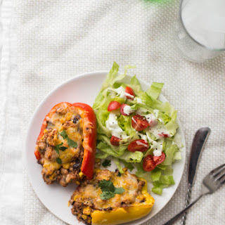 Skinny Stuffed Peppers