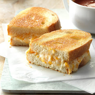 The Ultimate Grilled Cheese Recipe
