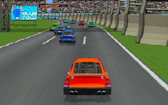 American racing games unblocked