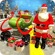 Game Santa Car Simulator: Gift Delivery apk for kindle fire