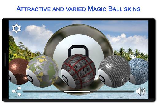 Magic 8 Ball 3D Free 1.0.615 screenshots 1