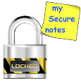 my Secure Notes icon