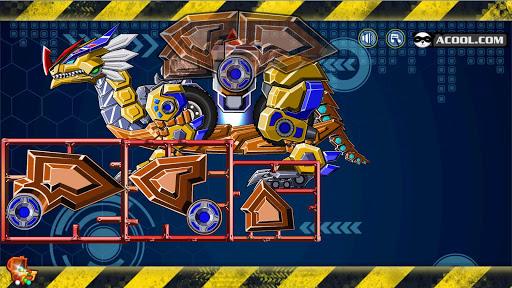 로봇장난감 대전: 로봇 현무암