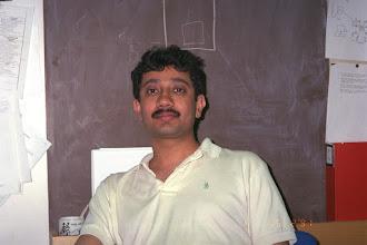 Photo: Sanjay Ramamurthy, 1991