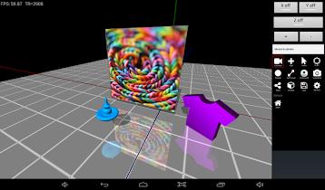 Easy 3D modeling + AR + VR - screenshot thumbnail 14