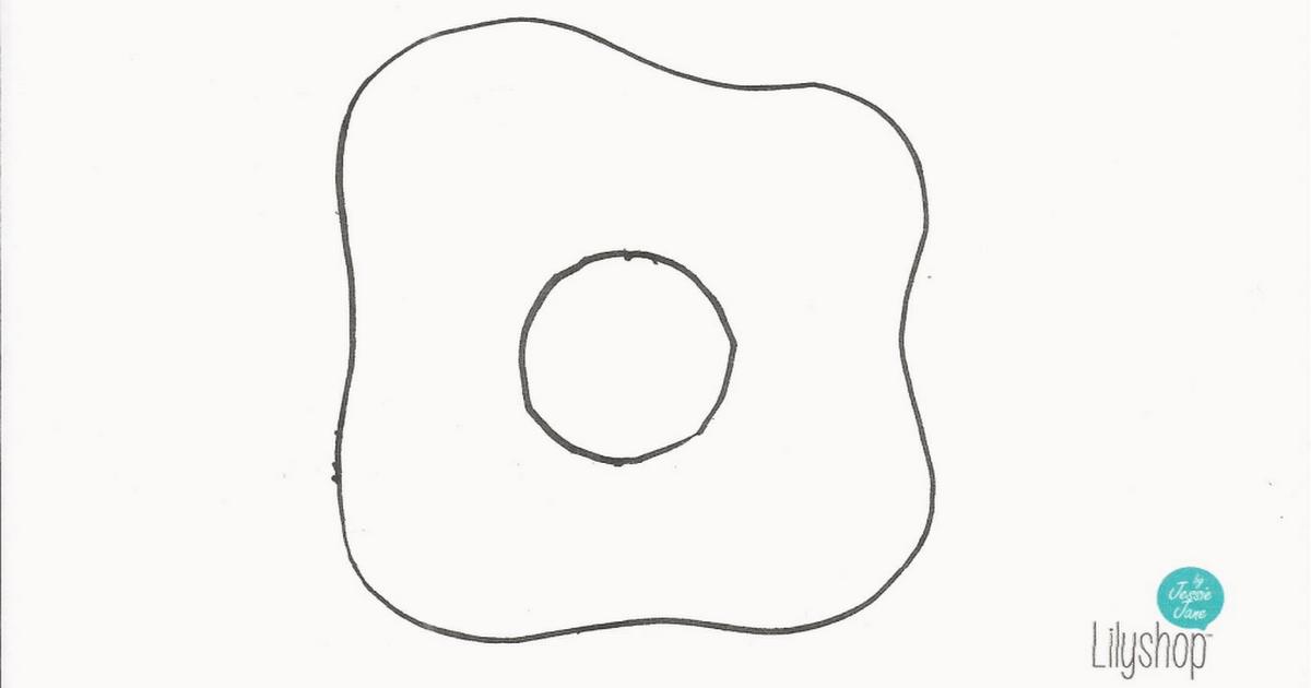 donut template pdf google drive