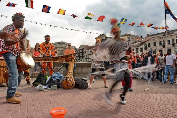 Street party di laravet