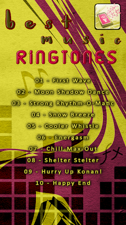 Best Music Ringtones 3.0 screenshot 776341