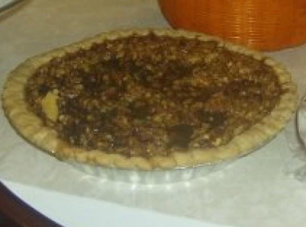 Mamaw's Pecan Pie Recipe