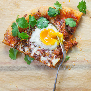 Chorizo Breakfast Pizza Recipe