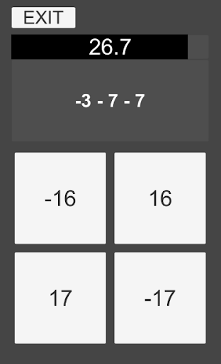 One Digit Math (Addition and Subtraction) android2mod screenshots 2