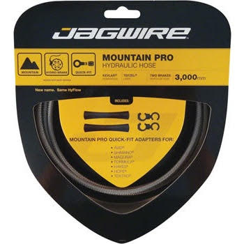 Jagwire Mountain Pro 3000mm Disc Hose Kit - Specialty Colors