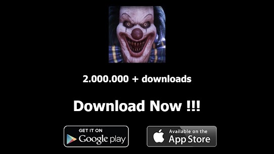 Horror Clown Pennywise – Scary Escape Game Apk  Download For Android 8