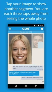 Cue - Social, events & dating- screenshot thumbnail
