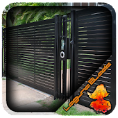 Metal Fence Gates Design
