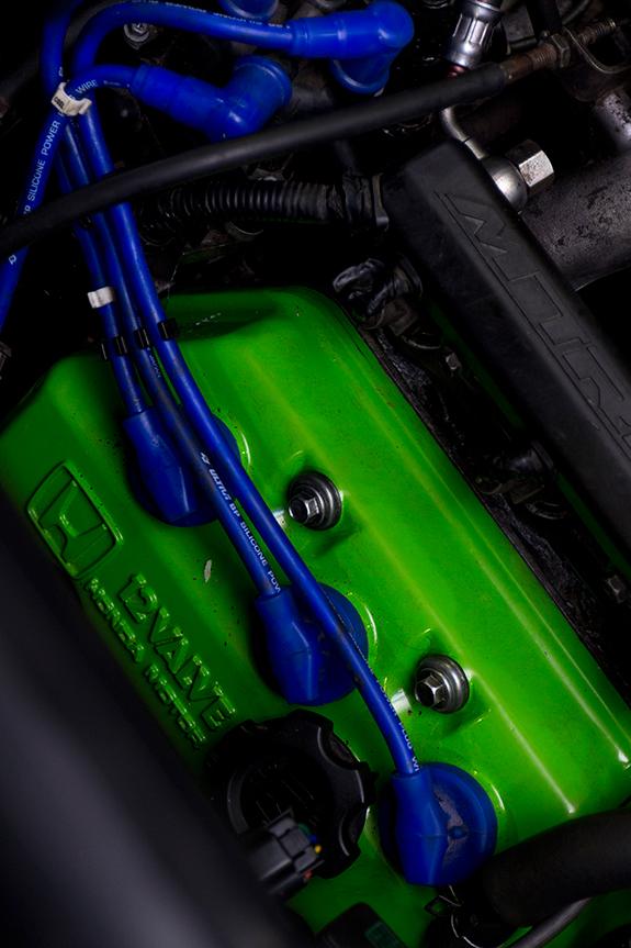Honda Beat PP1 E07A Tuned Engine ホンダ・ビート E07A改