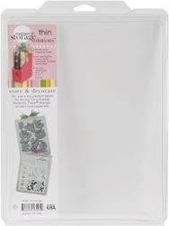 Stampendous Thin Stuftainers 8.5´x11´x.44´