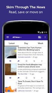 Australian Tech - Newsfusion- screenshot thumbnail