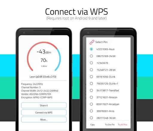 WiFi Warden - Free Wi-Fi Access & Internet 3.3.3.4 Screenshots 5