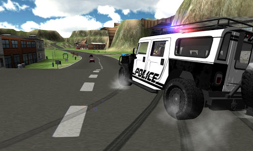 Police Super Car Driving apkpoly screenshots 6