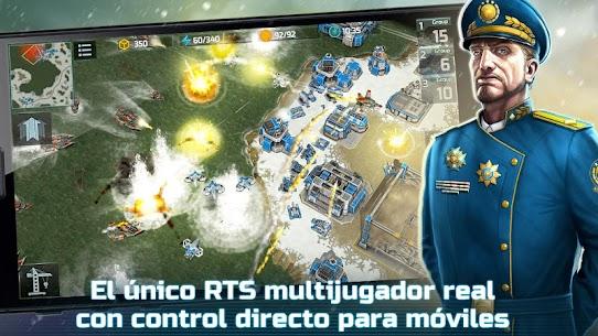 Art of War 3: RTS PvP moderno juego de estrategia 2