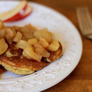 Gluten-Free Coconut Flour Pancakes