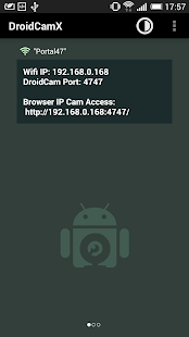 DroidCamX Wireless Webcam Pro- miniatura screenshot