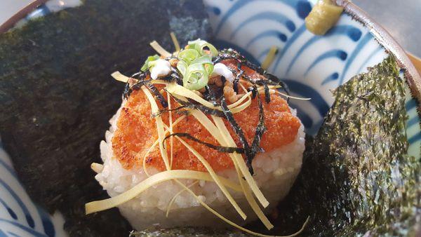 喜八珈琲店 Shiba cafe 不錯吃的烤明太子茶泡飯,好吃的厚鬆餅~~~
