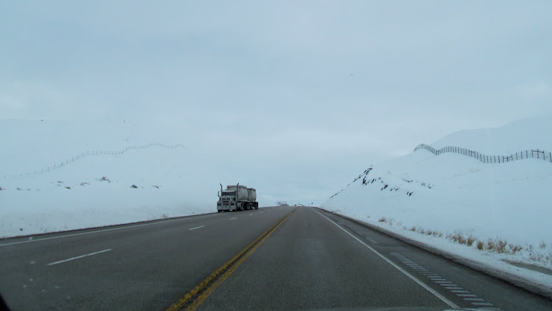 Photo: Leaving Carbon County