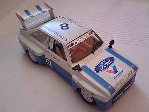 Photo: Martin Schanche - Ford MK2 T16
