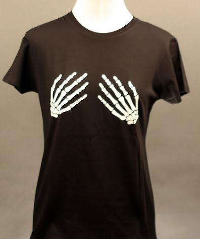 Dam Topp - Skeleton Hands