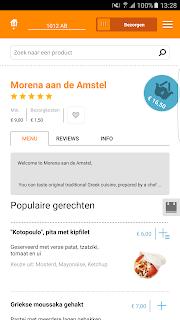 Thuisbezorgd.nl - Order food screenshot 02