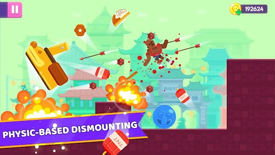 Dismounting Masters MOD (Unlimited Money/Cars/Characters) 1