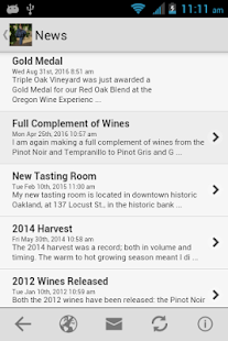 Triple Oak Vineyard- screenshot thumbnail