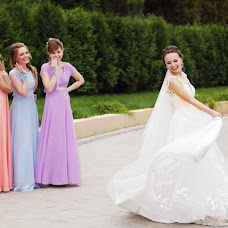 Wedding photographer Dmitriy Levin (LevinDm). Photo of 08.08.2017