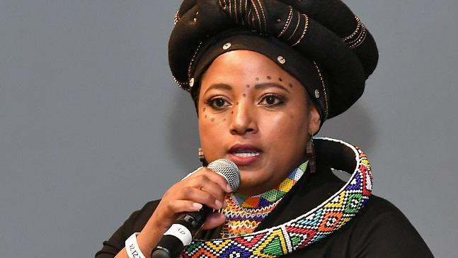 Criselda Dudumashe hospitalised following health scare
