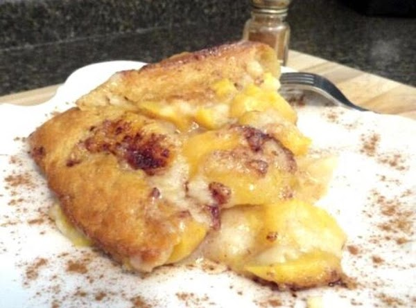 You can use can apples or other caned fruit with this recipe, I would...