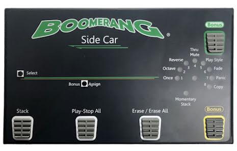 Boomerang Side Car